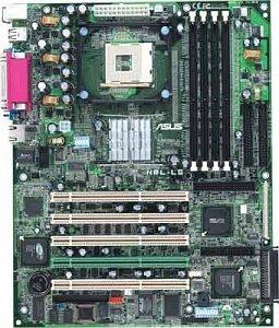 ASUS NRL-LS, ServerWorks GC-SL (reg ECC DDR)