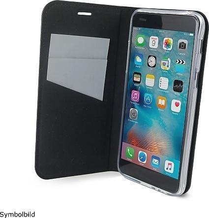 Emporia Book Case Leder für Huawei P20 Lite schwarz (LTB-NAP-P20LI-B)