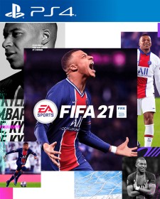 EA Sports FIFA Football 21 (PS4)