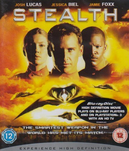 Stealth (Blu-ray) (UK) -- via Amazon Partnerprogramm
