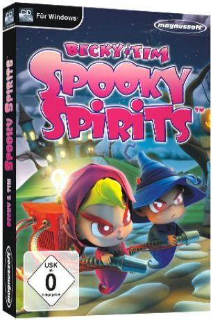 Spooky Spirits (deutsch) (PC)