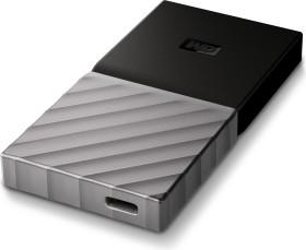 Western Digital WD My Passport SSD 256GB, USB-C 3.1 (WDBK3E2560PSL-WESN)