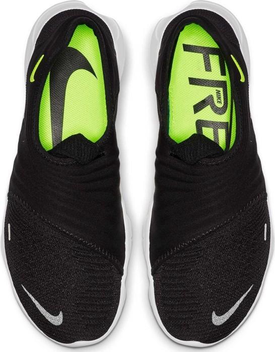 Nike Free RN Flyknit 3.0 blackwhitevolt (Herren) (AQ5707 001) ab € 79,95