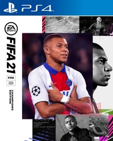 EA Sports FIFA Football 21 - Champions Edition (PS4)
