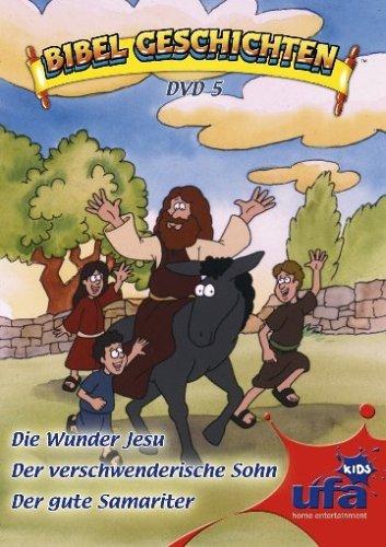 Bibel Geschichten 5 -- via Amazon Partnerprogramm