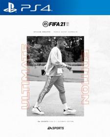 EA Sports FIFA Football 21 - Ultimate Edition (PS4)