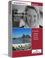 Sprachenlernen24 Brasilianisch Basis Sprachkurs (deutsch) (PC)