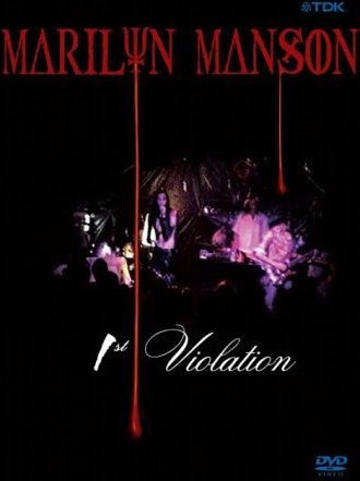 Marilyn Manson - 1st Violation -- via Amazon Partnerprogramm