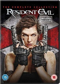Resident Evil - Retribution (DVD) (UK)