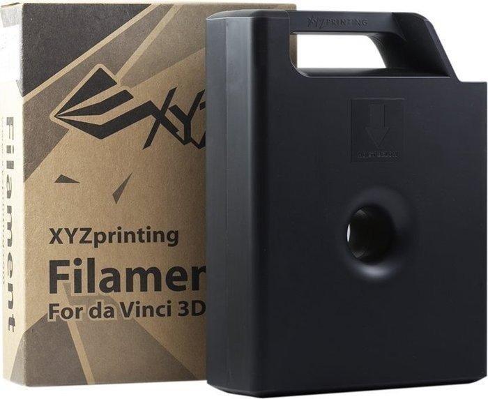 XYZprinting ABS Kartusche, schwarz, 600g (RF10XXEU02D/RF10XXUS02B)