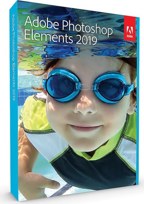 Adobe Photoshop Elements 2019 (English) (PC/MAC) (65292249)