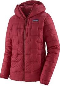 Patagonia Macro Puff Hoody Jacke roamer red (Damen) (80116-RMRE)