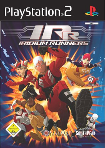 Iridium Runners (deutsch) (PS2) -- via Amazon Partnerprogramm