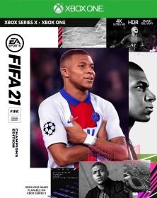 EA Sports FIFA Football 21 - Champions Edition (Xbox One)