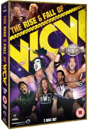 Wrestling: The Rise & Fall Of WCW (UK) -- via Amazon Partnerprogramm