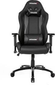 AKRacing Nitro Gamingstuhl, schwarz/carbon (AK-NITRO-CB)