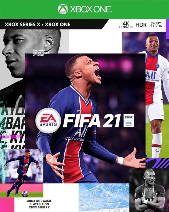 EA Sports FIFA Football 21 (Xbox One)