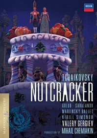 Peter Tschaikowsky - Der Nussknacker (The Nutcracker) (DVD)