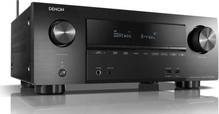 Denon AVR-X2500H schwarz