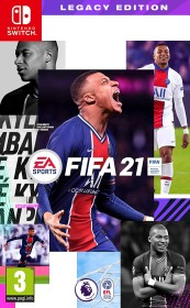 EA Sports FIFA Football 21 - Legacy Edition (Switch)