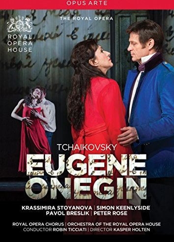 Peter Tschaikowsky - Eugene Onegin -- via Amazon Partnerprogramm