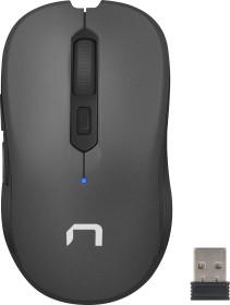 Natec Robin Wireless Mouse schwarz, USB (NMY-0915)