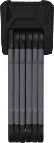 ABUS Bordo Granit X-Plus 6500 Faltschloss schwarz, Schlüssel (55160)