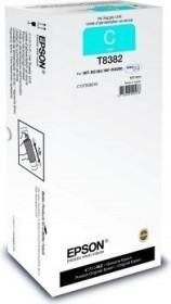 Epson Tinte T8382 cyan hohe Kapazität (C13T838240)