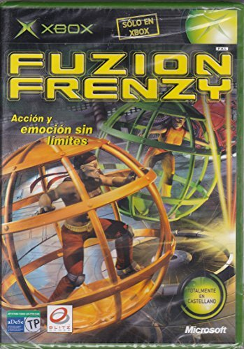 Fuzion Frenzy (German) (Xbox) -- via Amazon Partnerprogramm