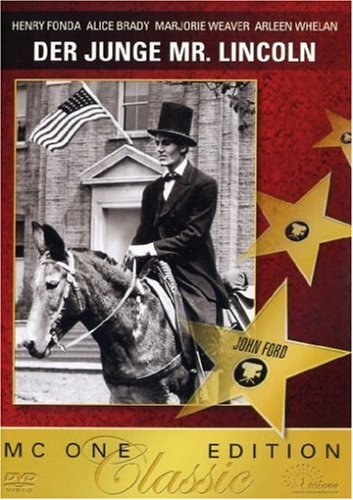 Der junge Mr. Lincoln -- via Amazon Partnerprogramm