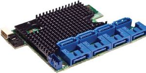 Intel Integrated Server RAID modules, PCIe 2.0 x4 (AXXRMS2LL080)
