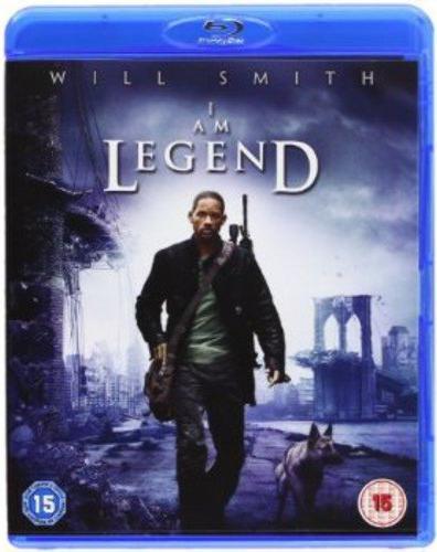 I Am Legend (Blu-ray) (UK) -- via Amazon Partnerprogramm