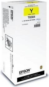 Epson Tinte T8384 gelb hohe Kapazität (C13T838440)