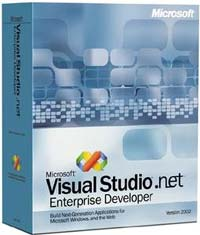 Microsoft: Visual Studio .net 2003 Enterprise Developer Edition aktualizacja (angielski) (PC) (628-01197)