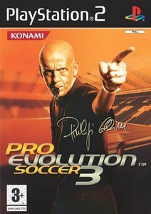 Pro Evolution Soccer 3 (German) (PS2)