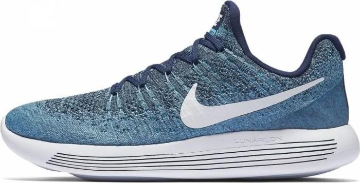 Nike Men/'s Lunarepic Low Flyknit 2 Running Shoe Trainers 863779 402 UK 7