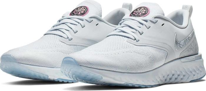 Nike Odyssey React Flyknit 2 pure platinumblack (Herren) (AT9975 001) ab € 99,42