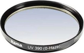 Hama Filter UV 390 (O-Haze) vergütet 43mm (70143)
