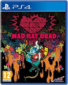 Mad Rat Dead (PS4)
