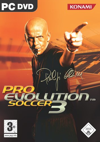 Pro Evolution Soccer 3 (deutsch) (PC) -- via Amazon Partnerprogramm