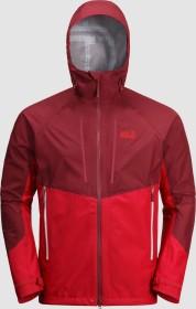 Jack Wolfskin Kanuka Ridge Jacke peak red (Herren) (1111071-2015)
