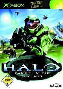 Halo - Kampf um die Zukunft (deutsch) (Xbox)