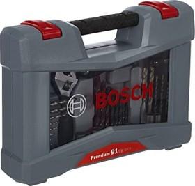 Bosch Premium X-Line Drills-/bit set, 91-piece. (2608P00235)