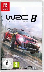WRC 8 - Collector's Edition (switch)