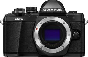 Olympus OM-D E-M10 Mark II schwarz Body (V207050BE000)