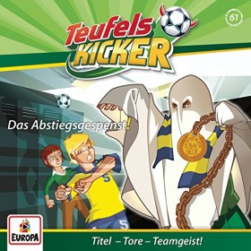 Teufelskicker Folge 61 - Das Abstiegsgespenst!