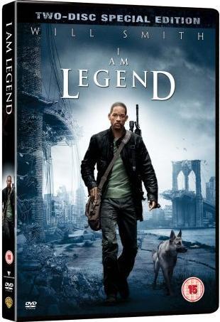 I Am Legend (Special Editions) (UK) -- via Amazon Partnerprogramm