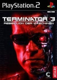 Terminator 3 - Rebellion der Maschinen (PS2)