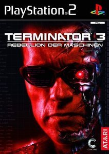 Terminator 3 - Rebellion der Maschinen (German) (PS2)