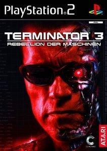 Terminator 3 - Rebellion der Maschinen (niemiecki) (PS2)